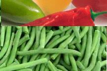 Fasole verde cu ardei bulgăresc