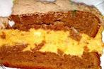 Tort cu cremă caramel