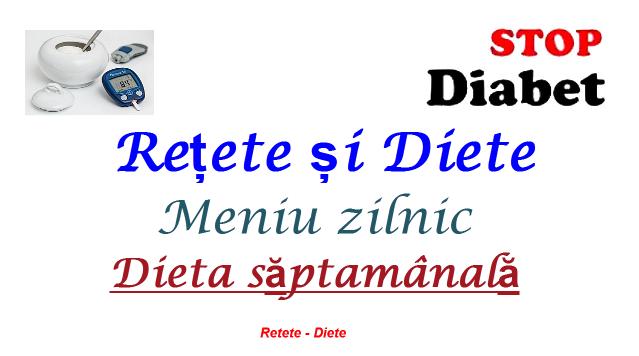 Regim Diabet - Alimente Permise: Ghid Complet